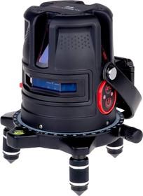 Фото 1/2 Построитель лазерных плоскостей ADA PROLiner 2V (построитель, лазерные очки, магнитная мишень, винт-удлинитель 5/8'', батареи тип АА 1,5 V (