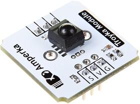 Фото 1/4 Troyka-Ir Receiver, ИК приемник на основе TSOP22 для Arduino проектов