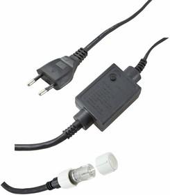 123-014, Контроллер 340W, 4 выхода, 8 программ 3W для подключения 4-х сеток серии 215-0..
