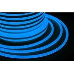 Фото 2/2 131-033, Гибкий Неон LED 360 - синий, бухта 50м