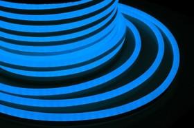 Фото 1/2 131-033, Гибкий Неон LED 360 - синий, бухта 50м