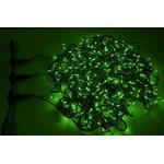 """Фото 2/2 323-304, Гирлянда """"LED ClipLight"""" 24V, 3 нити по 20 м, свечение с динамикой, цвет диодов Зеленый"""