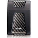 """Жесткий диск A-Data USB 3.0 4Tb AHD650-4TU31-CBK HD650 DashDrive Durable 2.5"""" черный"""