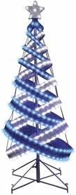 """506-273, Елка в стиле """"Хайтек"""", размер 120см (434 светодиода СИНИЙ+БЕЛЫЙ), с постоянным свечением"""