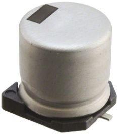 MAL214699109E3, Cap Aluminum Lytic 680uF 50V 20% (16 X 16mm) SMD 1300mA 5000h 125C Automotive T/R