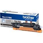 Картридж лазерный Brother TN217BK черный (3000стр.) для ...