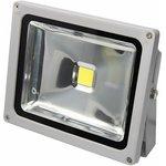 Фото 3/3 601-322(PFL-30W/CW/GR) (SQ0336-0207), Прожектор уличный LED, Cold White, 30W, AC85-265V/50-60Hz, IP65