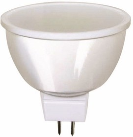 Фото 1/3 601-726, Лампа LED MR16 GU5,3, 5W 3000K 400Lm 220V PREMIUM