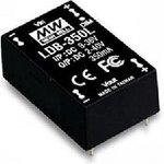 Фото 2/2 LDB-500L, DC/DC LED, блок питания для светодиодного освещения