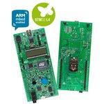 Фото 2/2 STM32L476G-DISCO, Отладочная плата на базе MCU STM32L476VGT6 (ARM Cortex-M4), ST-LINK/V2-1, LCD 24x4, 9-DOF, DAC