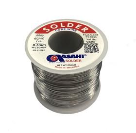 Припой Asahi Solder FC-5000 60/40 с флюсом 0,5 мм (безотмывочный)250 г