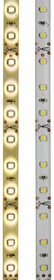 Фото 1/3 141-356, Лента светодиодная 1 метр, 60SMD(3528)/m, IP65, 12V в силиконе, 8 мм,теплый белый