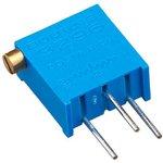 Фото 4/5 3296Z-1-103LF, 10 кОм подстроечный резистор