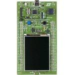 """Фото 2/2 STM32F429I-DISC1, Отладочная плата на базе MCU STM32F429ZIT6 (ARM Cortex-M4), ST-LINK/V2-B, gyroscope, 2.4"""" LCD"""