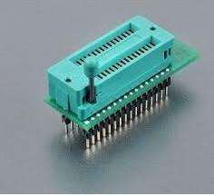 DIL32/SDIP32 ZIF 400mil