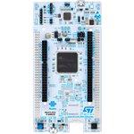 Фото 2/2 NUCLEO-F446ZE, Отладочная плата на базе MCU STM32F446ZET6 (ARM Cortex-M4), ST-LINK/V2-1, Arduino, Ethernet