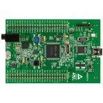 Фото 2/2 STM32F407G-DISC1, Отладочная плата на базе MCU STM32F407VGT6 (ARM Cortex-M4), ST-LINK/V2-A, accelerometer, DAC