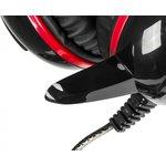 Фото 7/9 Наушники с микрофоном A4 Bloody G300 черный/красный 2.2м мониторные оголовье (G300)