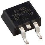 Фото 4/4 IRF4905STRLPBF, Транзистор HEXFET, P-канал, 55В, 74А [D2-PAK]