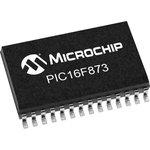 Фото 4/4 PIC16F873-20I/SP, Микроконтроллер 8-Бит, PIC, 20МГц, 7КБ (4Кx14) Flash, 22 I/O [DIP-28]