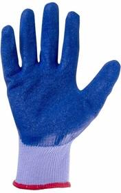 09-0240, Перчатки х/б с латексным покрытием (плотные)
