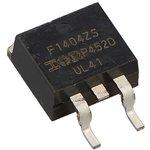 Фото 3/3 IRF1404ZSPBF, Транзистор: N-MOSFET; полевой; 40В; 190А; 220Вт; D2PAK