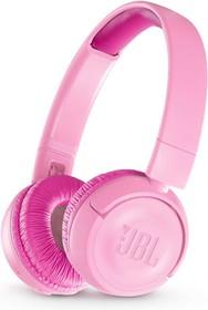 Фото 1/5 JBLJR300BTPIK, Наушники JBL Беспроводные наушники накладные R 300, 32 Ом, розовый