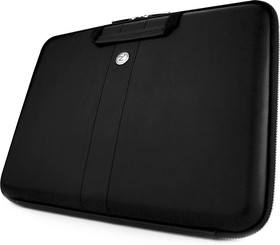 """Фото 1/4 CLNR1309, Сумка Cozistyle SmartSleeve Leather for Macbook 13"""" Black"""