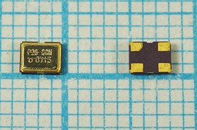 Кварцевый генератор 28МГц 2.3~3.2В,HCMOS в корпусе SMD 3.2x2.5мм, россыпь, гк 28000 \\SMD03225C4\CM\\ CSC3R280000BEVRS00\
