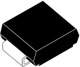 SMCJ11A, TVS Diode Single Uni-Dir 11V 1.5KW 2-Pin SMC