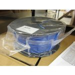 Фото 2/3 ABS plastic 1.75mm for 3D printers. 1000g. [Blue], (ABS plastic 1,75mm (Blue))
