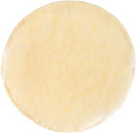 Шерсть полировальная диам 150мм, Velcro 038-593