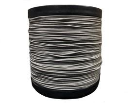Провод гибкий медн. луж AWG 24 (0,2 мм кв) серый 305 м