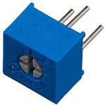 Фото 3/3 3362H-1-103LF (СП3-19а), 10 кОм, Резистор подстроечный