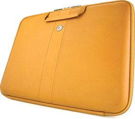 "Фото 1/5 CLNR1103, Сумка Cozistyle SmartSleeve for MacBook 11"" Gold Leather"