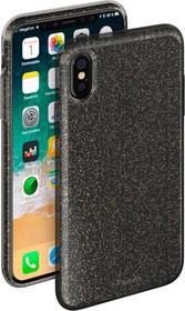 85339, Чехол Deppa Chic Case для Apple iPhone X, черный, Deppa