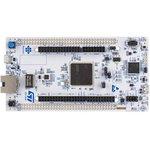 Фото 2/2 NUCLEO-H743ZI2, Отладочная плата на базе MCU STM32H743ZIT6U (ARM Cortex-M7), STLINK-V3E, Arduino, Ethernet