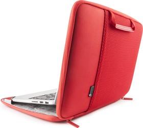 "Фото 1/5 CASMS1511, Сумка Cozistyle ARIA Smart Sleeve MacBook 16"" Pro - Flame Red"