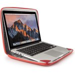 "Фото 5/5 CASMS1311, Сумка Cozistyle ARIA Smart Sleeve MacBook 13"" Air/ Pro Retina - Flame Red"