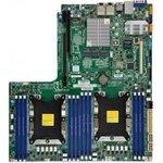 Фото 2/2 Материнская Плата SuperMicro MBD-X11DDW-NT-O Soc-2011 iC622 eATX 12xDDR4 10xSATA3 SATA RAID iX722/X557 2х10GgbEth Ret