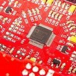 Фото 2/4 RasPi DSP Machine 1, ChipDip DAC, CODEC - аудио процессор для Raspberry Pi, ADAU1701 x 1