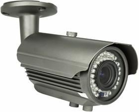 Фото 1/2 45-0262, Цилиндрическая уличная камера AHD 2.0Мп (1080P), объектив 2.8-12 мм., ИК до 40 м.