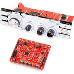 RasPi DSP Machine 1, ChipDip DAC, CODEC - аудио процессор для Raspberry Pi, ADAU1701 x 1