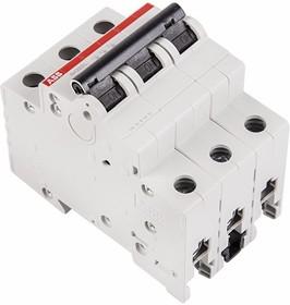 81-0027, Автоматич.выкл-ль 3-пол. SH203L C63