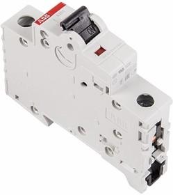81-0035, 2CDS251001R0024 S201 C2 Автоматический выключатель 1P 2А (C) 6kA