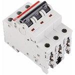 81-0083, 2CDS253001R0634 S203 C63 Автоматический выключатель 3P 63А (С) 6kA