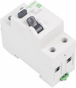 81-0221, EZ9R34263 Блок утечки тока (УЗО) 2-полюс. 63A 30mA, тип АC EASY 9