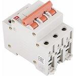 81-0532, Автоматический выключатель BKN 3P C16A, тип C ...