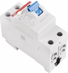 81-1002, Выкл.диф.тока 2мод. F202 AC-25/0,03