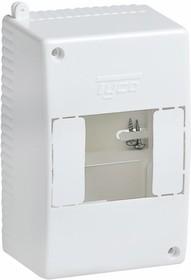 81-4303, Коробка о/п на 4 модуля 130х90х65мм (68024)